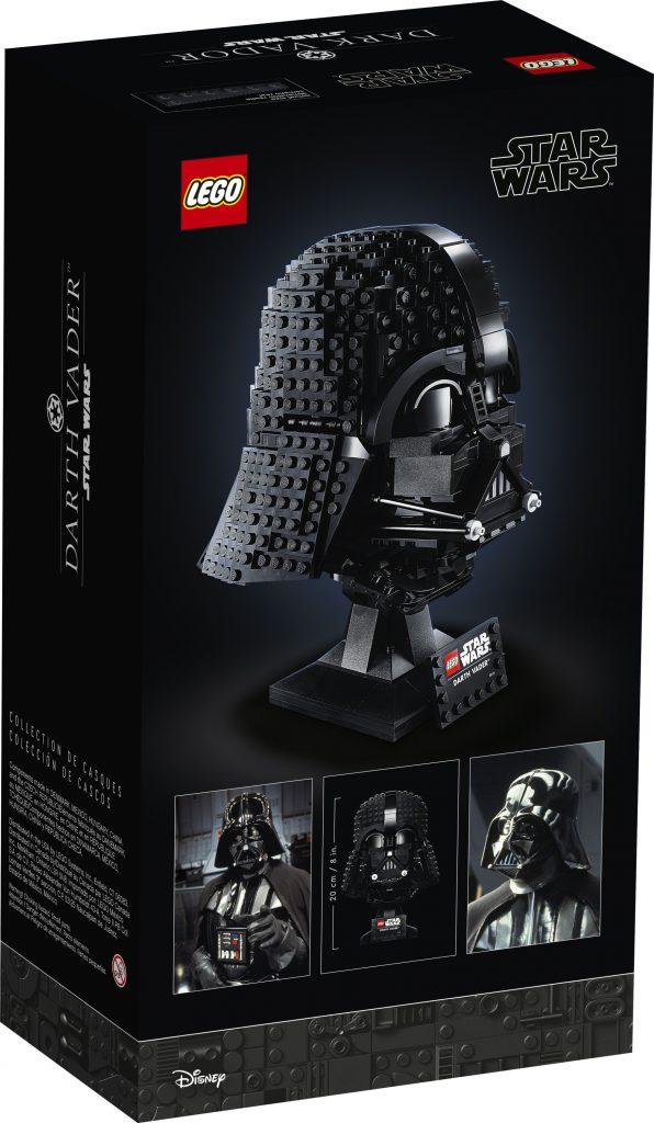 LEGO® 75304 - tył opakowania