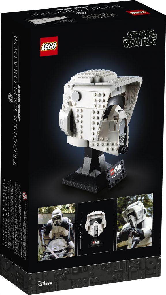 LEGO® 75305 - tył opakowania