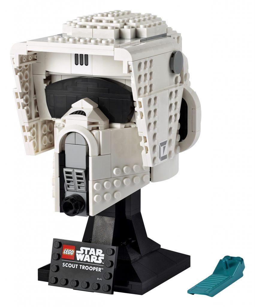 LEGO® 75305 - zawartość opakowania