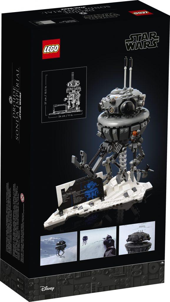 LEGO® 75306 - tył opakowania