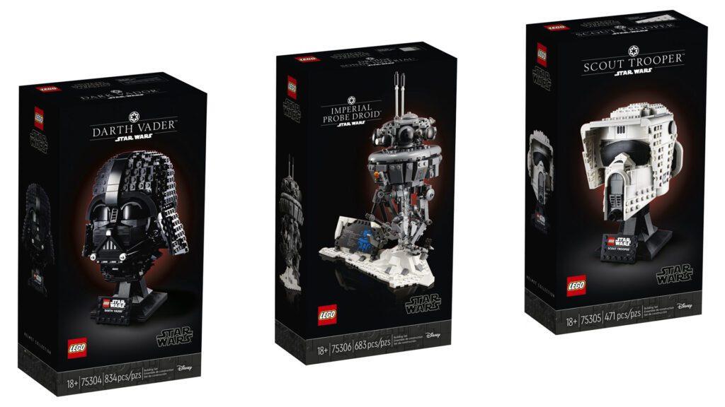 Nowe zestawy LEGO SW - 23.03.2021