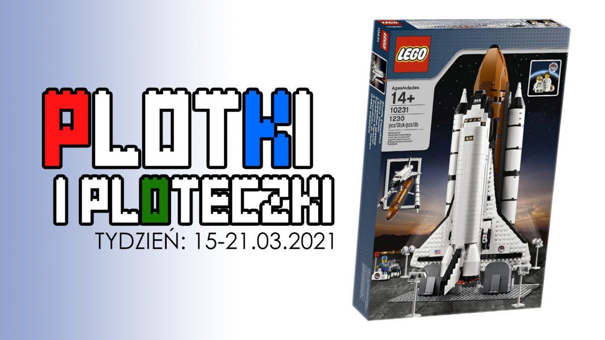 LEGO plotki i ploteczki 15-21.03.2020