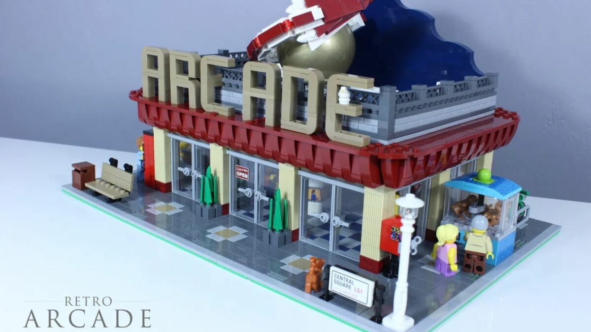 IDEAS - Retro Arcade