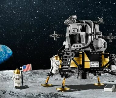 LEGO Space Builds