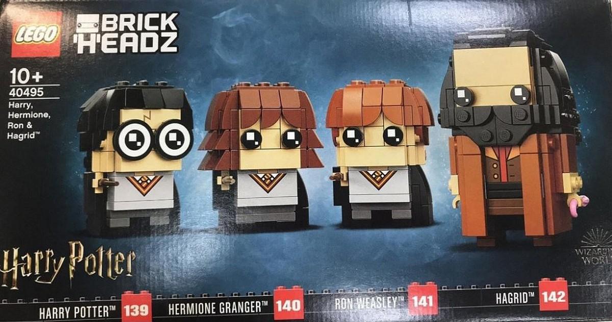 40495 BrickHeadz Harry Potter