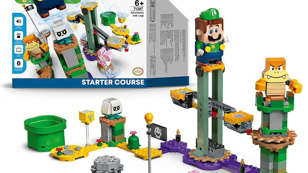 71387 Adventures with Luigi