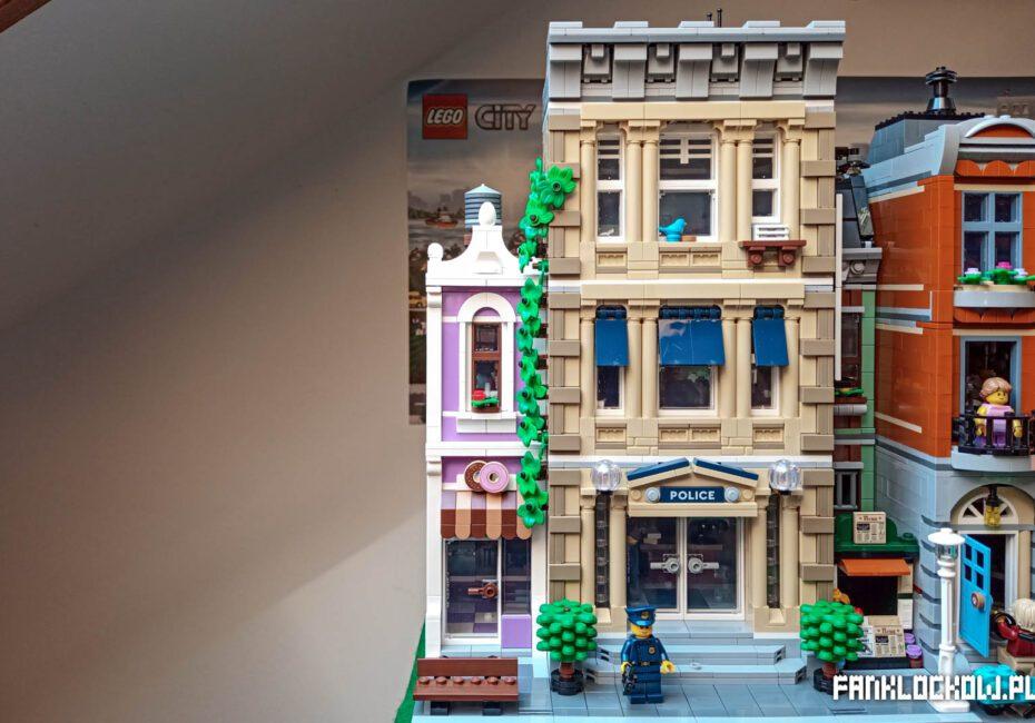 LEGO 10278 Posterunek policji - recenzja