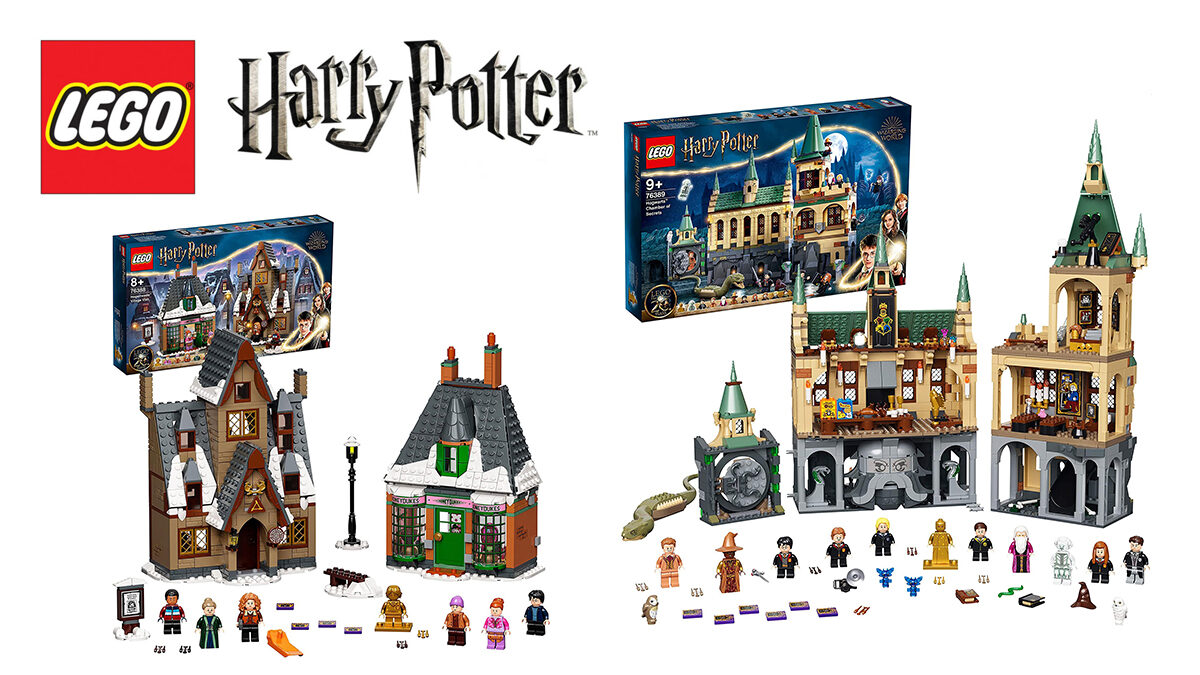 LEGO Harry Potter zestawy 2021