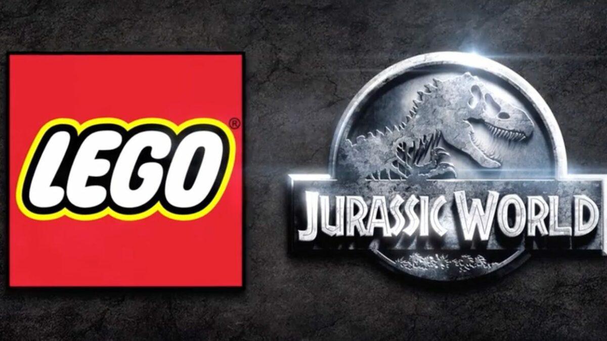 LEGO Jurassic World - logo