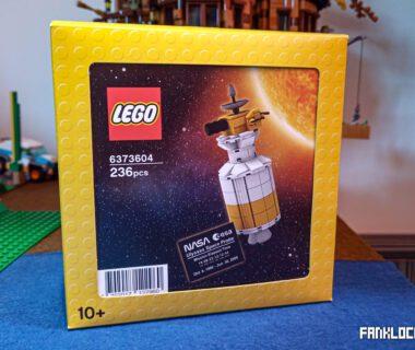 LEGO - sonda Ulysses