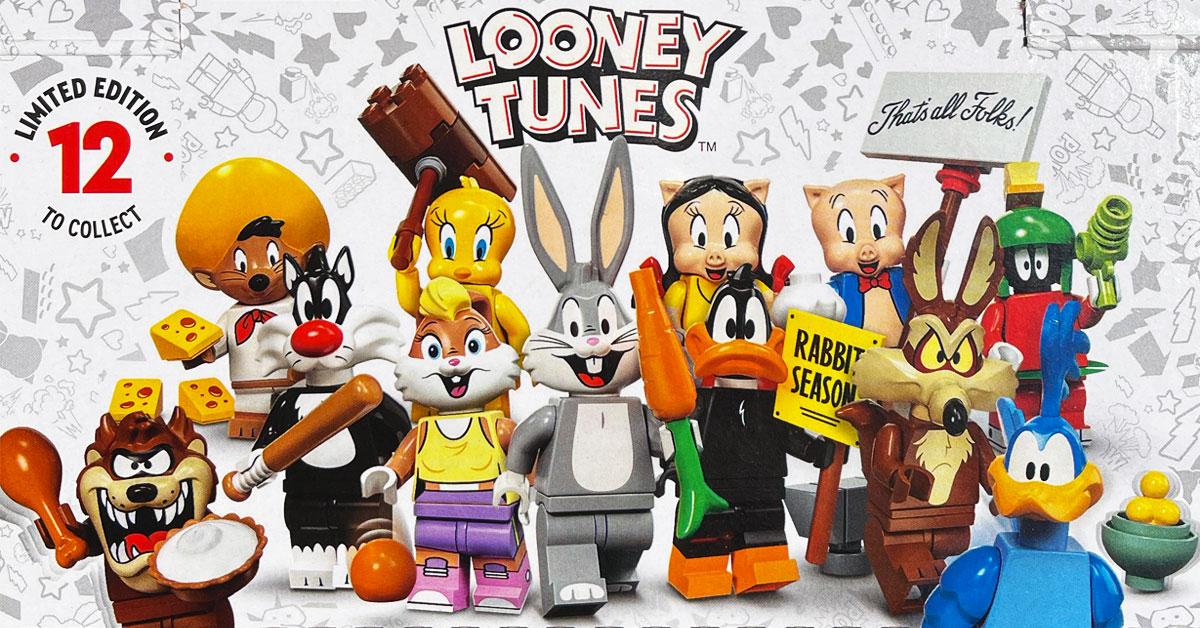 LEGO Looney Tunes - pierwsze zdjęcie