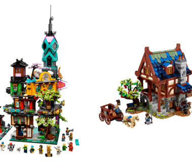 Szeroka Dystrybucja LEGO - maj