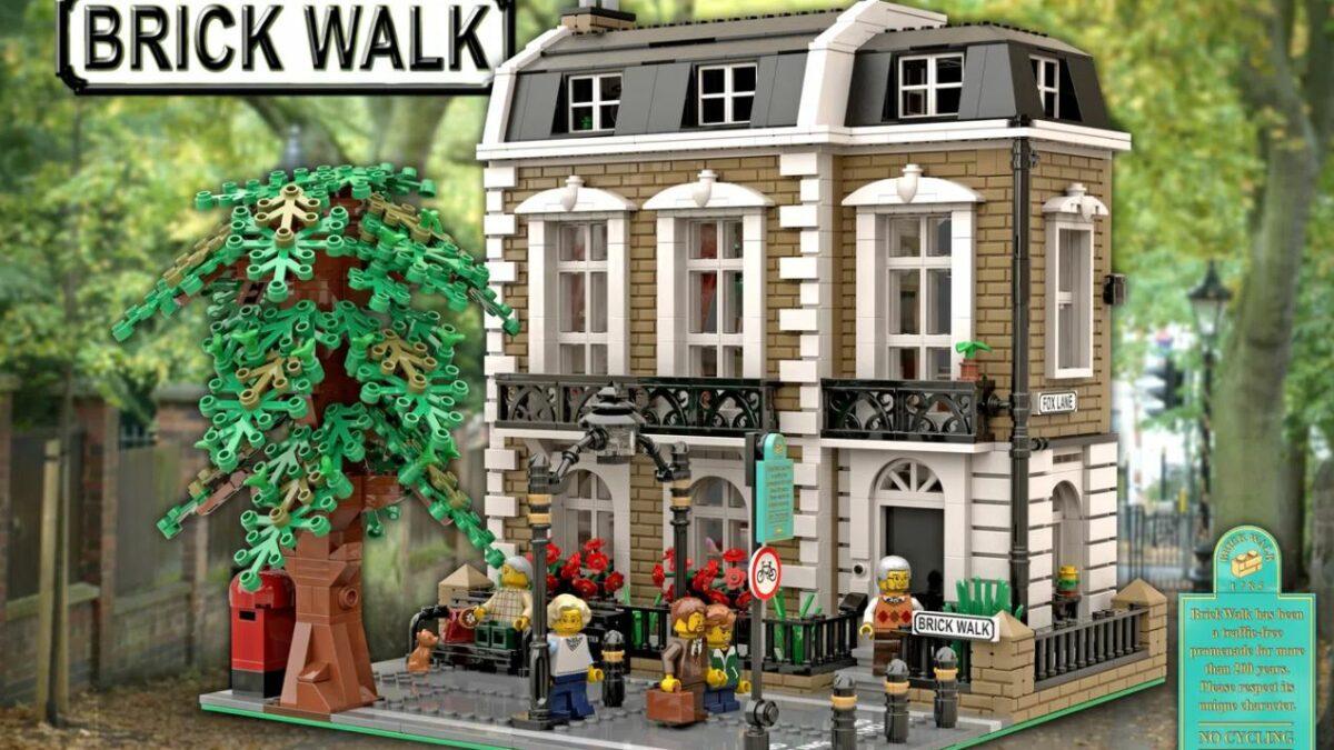 IDEAS - Brick Walk