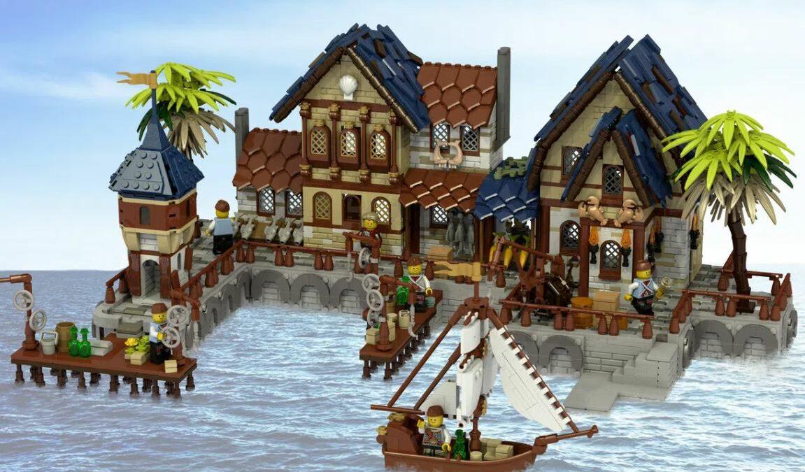 IDEAS - Średniowieczny port
