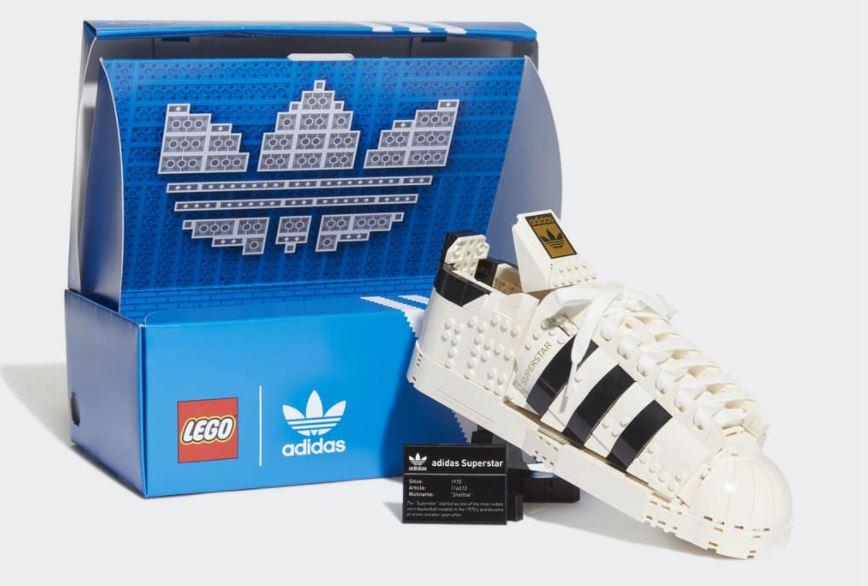 LEGO 10282 - Adidas Superstar
