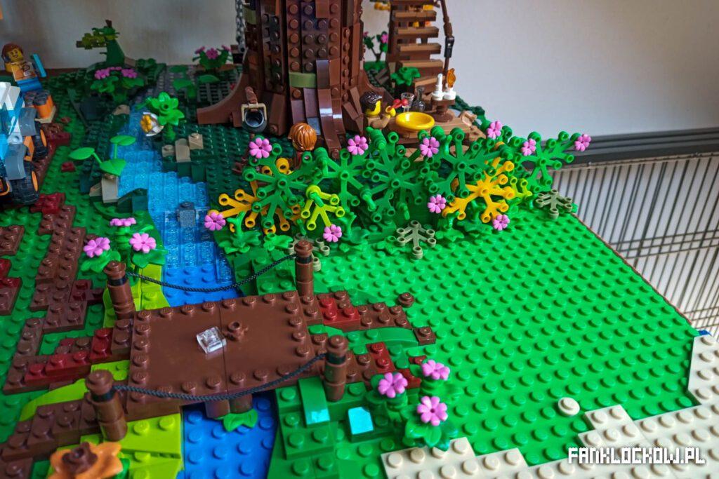 LEGO Pick a Brick - za dużo kwiatków