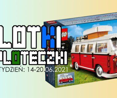 Plotki ploteczki LEGO 14-20.06.2021