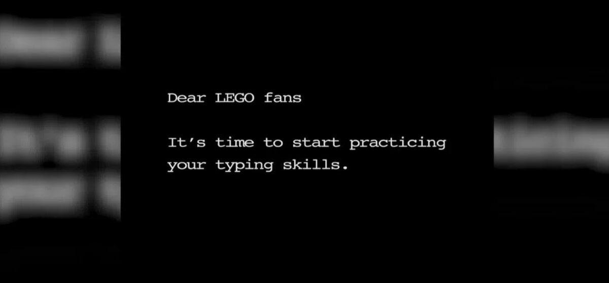 IDEAS - maszyna do pisania - zapowiedź