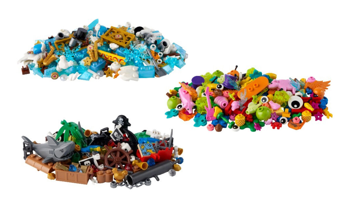 Mini polybagi LEGO VIP