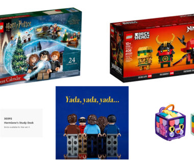 Premiery LEGO - sierpień 2021