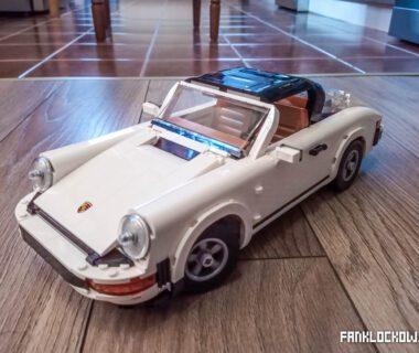 LEGO 10295 Porsche 911 (1)