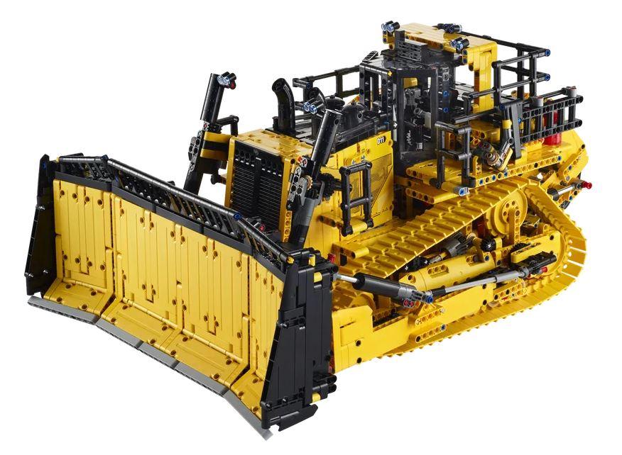 LEGO-buldozer