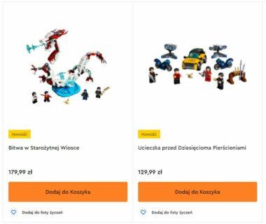 Shang-Chi Lego