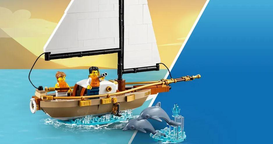 Sierpniowe promocje LEGO