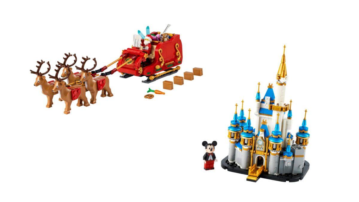 Zamek-Sanie-LEGO