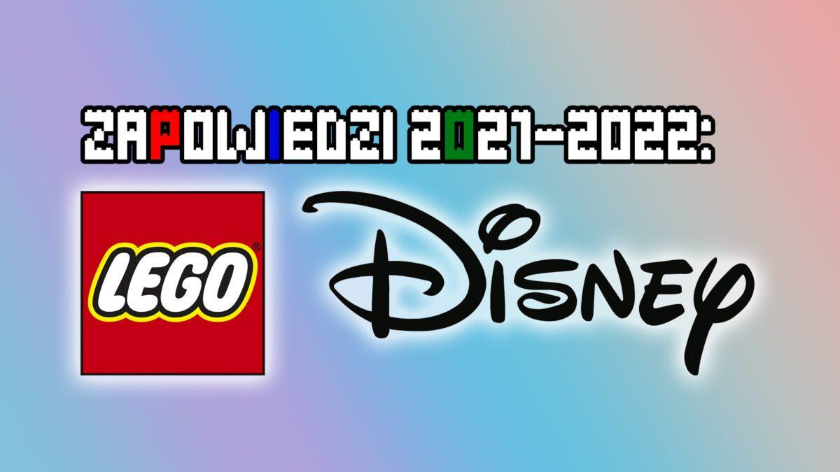 Zapowiedzi-2022-LEGO-Disney